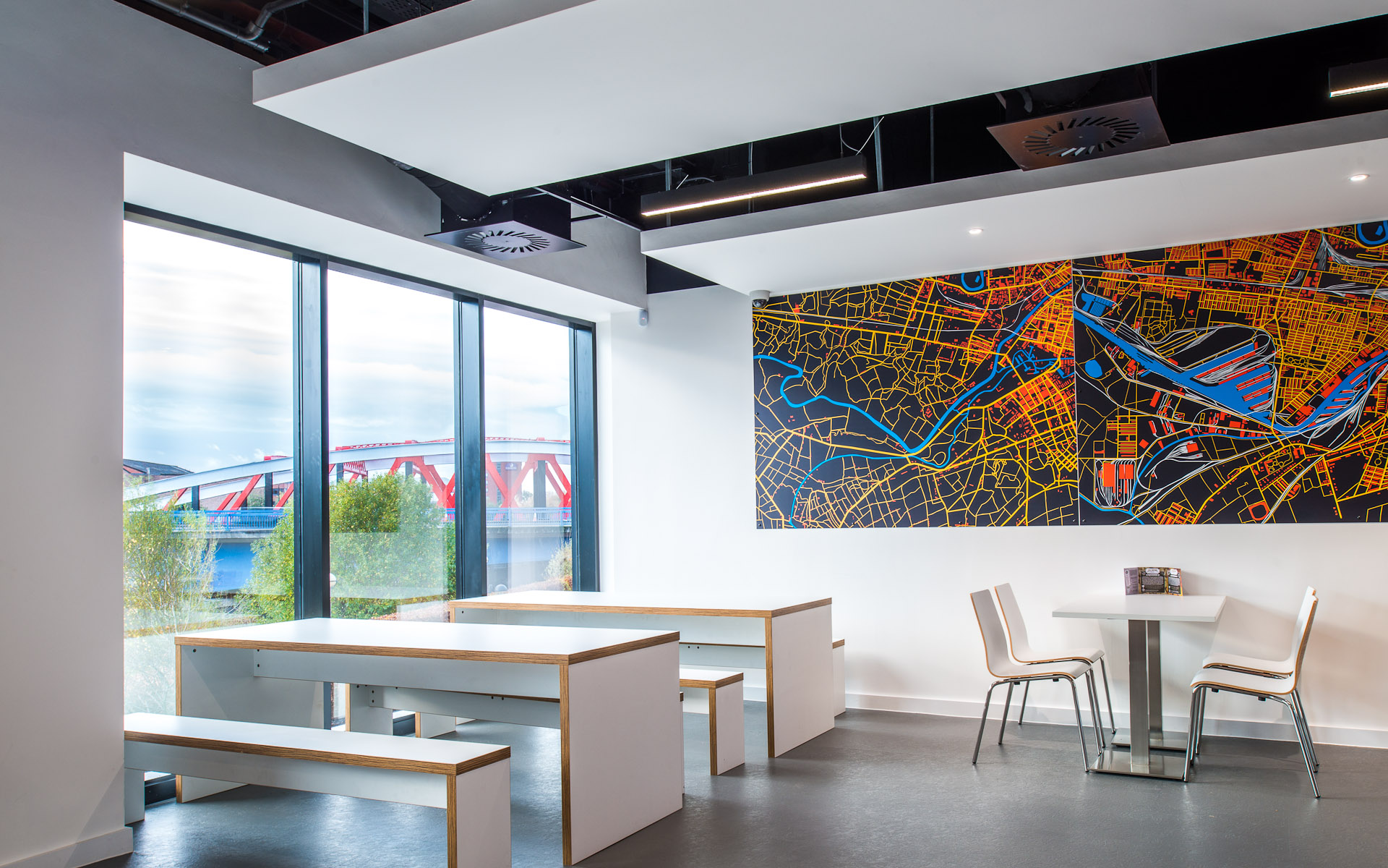 EXCHANGE QUAY MANCHESTER | Keppie Design