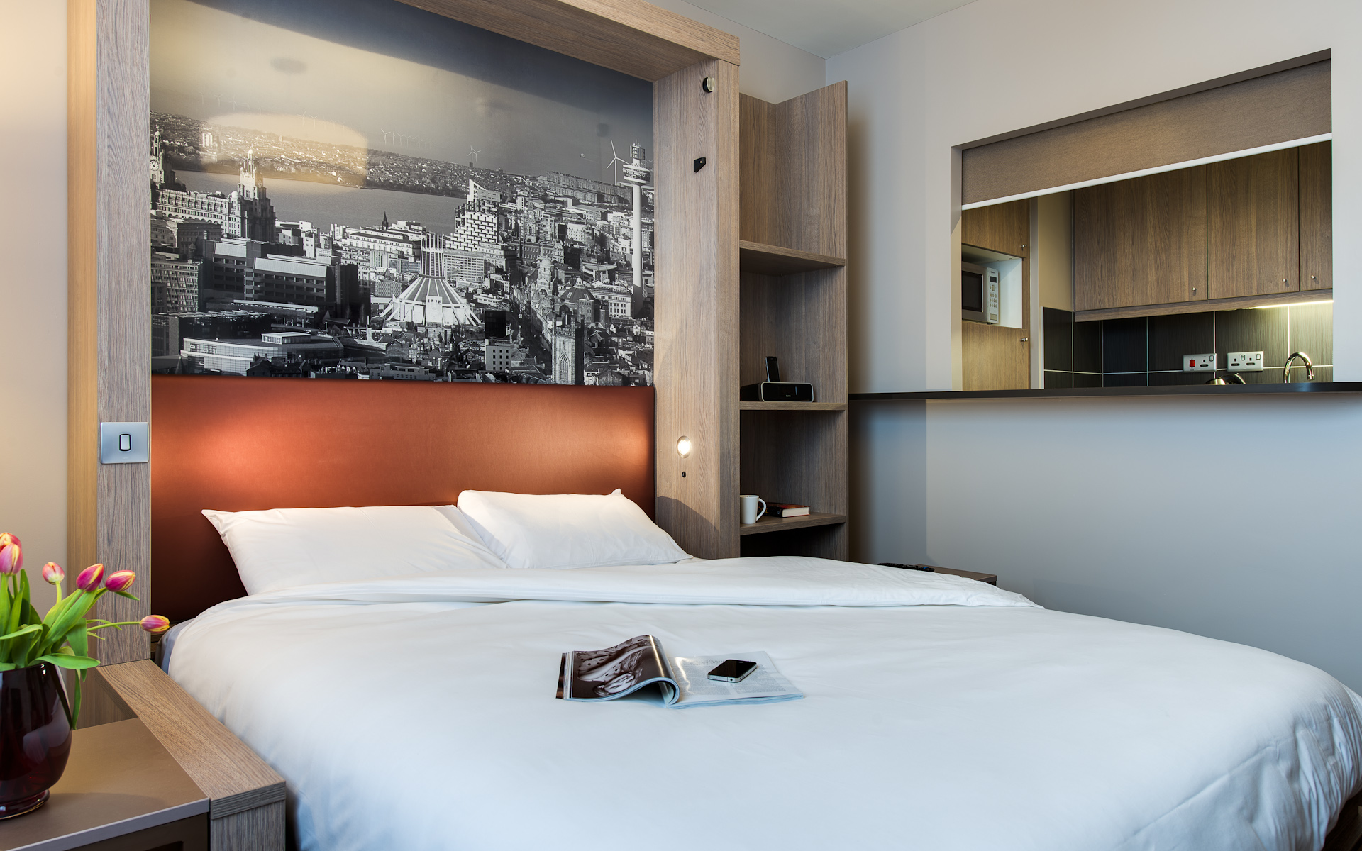ADAGIO CITY APARTHOTEL, LIVERPOOL | Accor
